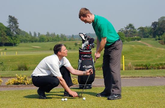 Ufford Park Woodbridge Hotel, Golf & Spa: Golf Tuition at the Doctorgolf Academy