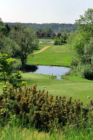 Ufford Park Woodbridge Hotel, Golf & Spa: 18 hole golf course