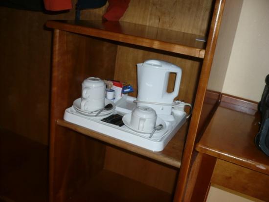 Kilkenny Inn Hotel: bollitore incluso
