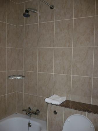 Kilkenny Inn Hotel: dettaglio del bagno