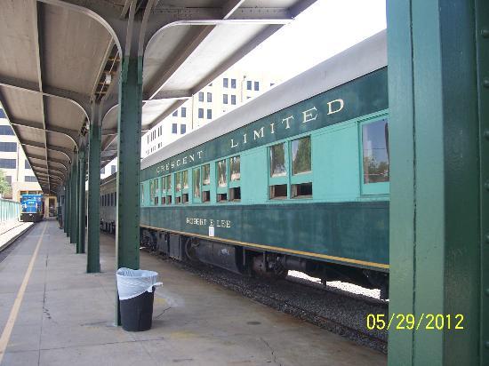 Galveston Island Railroad Museum and Terminal: Galveston Railroad Museum