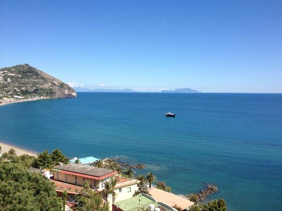 Hotel Casa Sofia : Vue sur Capri