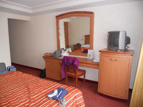 Hotel San Diego: Stanza