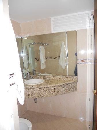 Hotel San Diego: Bagno