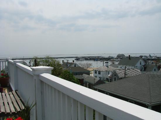 Benchmark Inn: Rooftop view