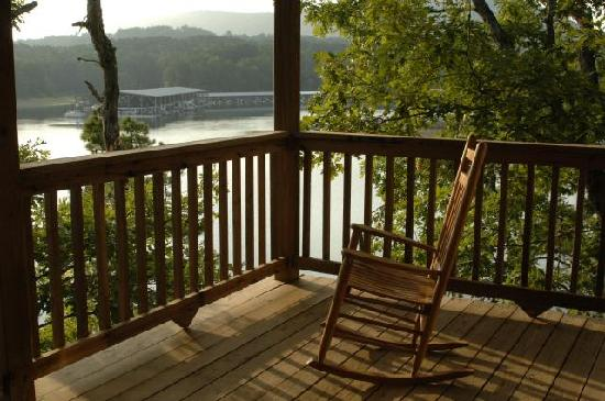 Mountain Harbor Resort: Time ...to rest and reflect