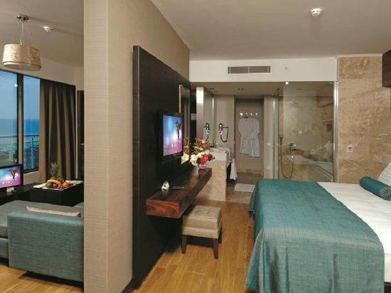 Commodore Elite Suites & Spa: Deluxe Suite room