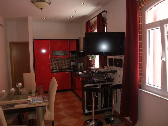Split Apartments - Artistic, Rapsody, Euphory: Kitchen