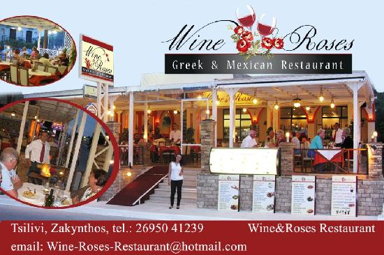 Wine Roses Restaurant WineRoses