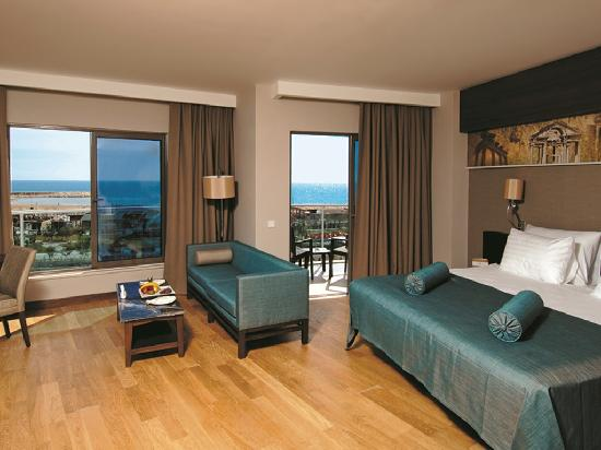 Commodore Elite Suites & Spa: Elite Suite room