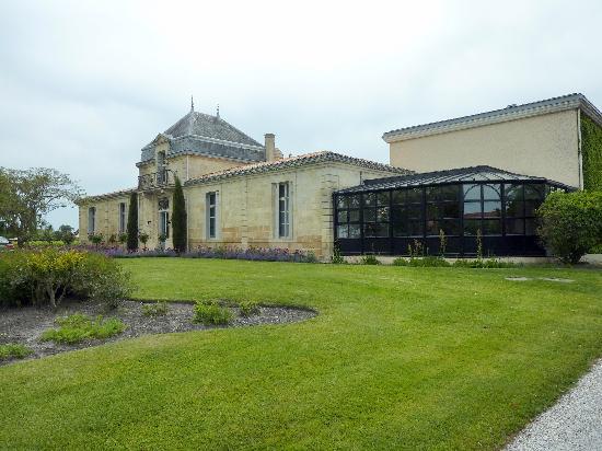 Chateau Cordeillan-Bages: Le Château Cordeillan Bages