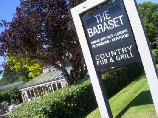 The Baraset Barn