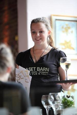 Baraset Barn: Our great staff