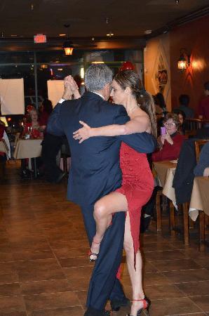 El Patio : Tango Show Valentine's Day