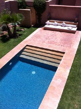 Al Maaden VillaHotel & Spa : Ryad 82 ( très bon emplacement )