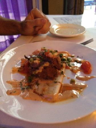 Daddy Mims Creole: short ribs from the tasting menu