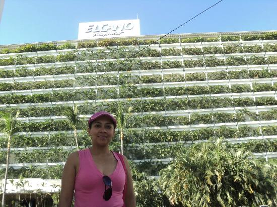 Elcano Hotel: exterior del hotel