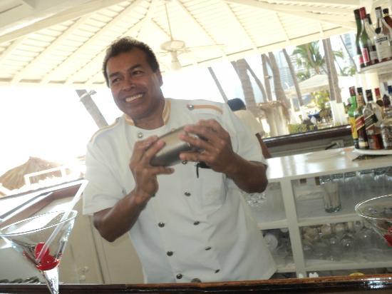 Elcano Hotel: Gracias por todo sr. Isaías!!!