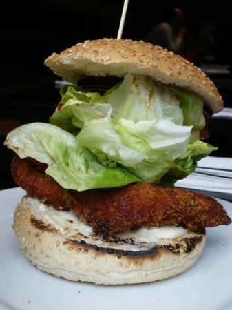 Gourmet Burger Kitchen: ingestibile