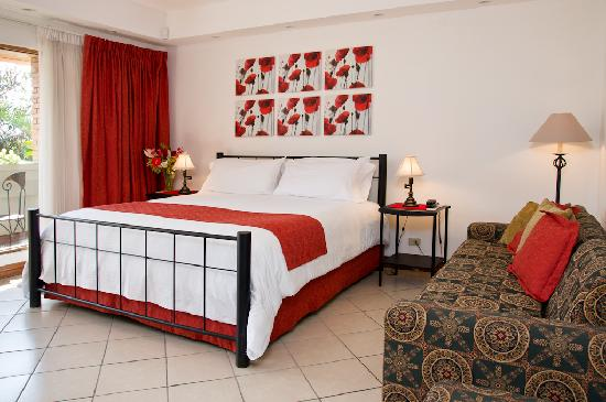 Casa Laurin B&B: Extra large superior room with private balcony