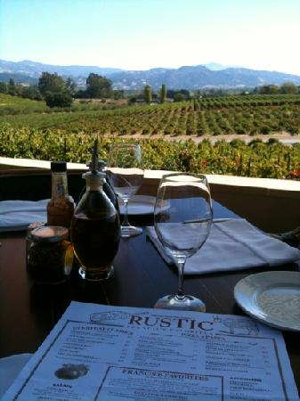 A Limo Excursion & Wine Tours: wine country