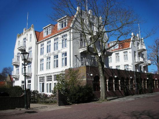 Schiermonnikoog, เนเธอร์แลนด์: Hotel der Werff