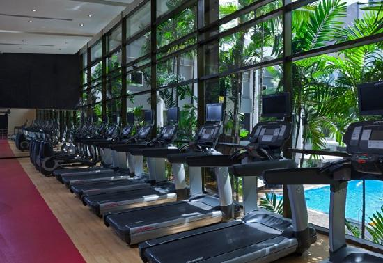 Sheraton Grand Panama: Newly renovated Fitness Center