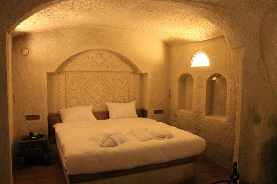 Has Cave Konak Hotel: Guestroom