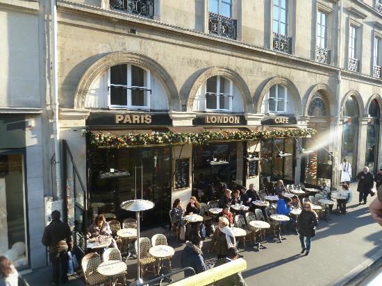 Paris London Cafe Esparron