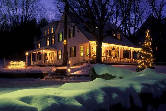 Carter Notch Inn: Wonderful in Winter!