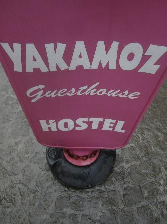 Yakamoz Guesthouse: parking spaces (limited - best to call or book ahead)