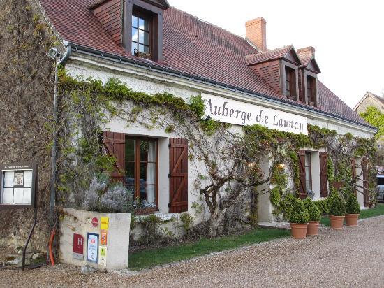 Auberge de Launay - charming!