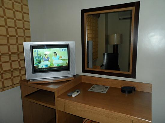 Holiday Park Hotel: TV