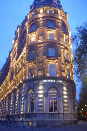 Corinthia Hotel London: Elegante por fuera y por dentro