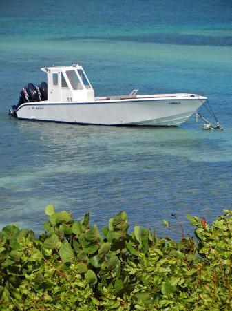 Bernard's Tours: Oyster Boat