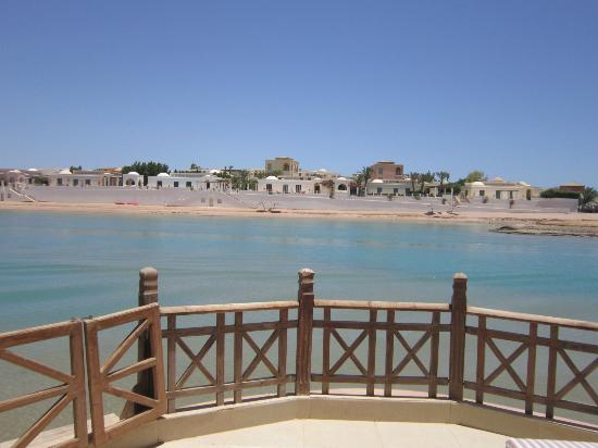 Panorama Bungalows Resort El Gouna: view from room208