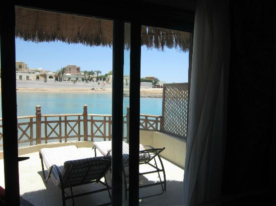 Panorama Bungalows Resort El Gouna: view from room
