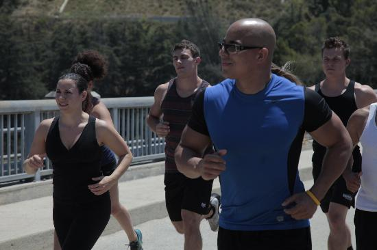 Destination Fit4LA: Structured bootcamp