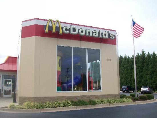 Fast Food Restaurants In Simpsonville Sc
