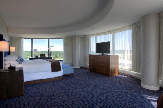 Hyatt Regency Lisle near Naperville : Try our Panoramic Rooms - Fully Renovated!