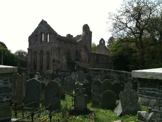 Strangford, UK: Grey Abbey