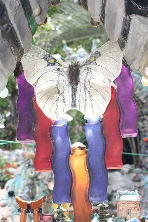Nightland Cabins at JadeSeahorse: Glass Butterfly...