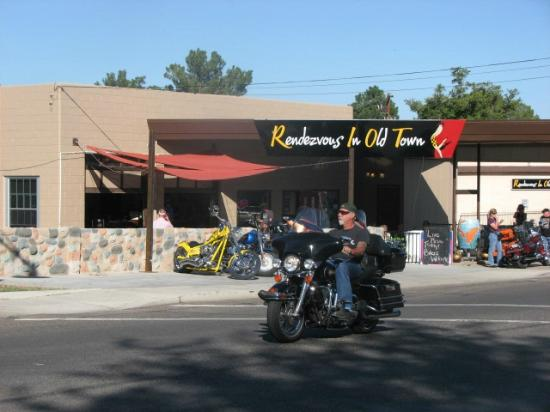 Riot in Old Town: Rendezvous (R.I.O.T) In Old Town Cottonwood AZ 2012.01