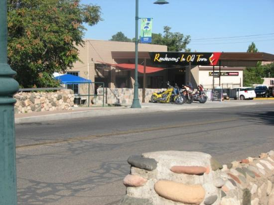 Riot in Old Town: Rendezvous (R.I.O.T) In Old Town Cottonwood AZ 2012.02