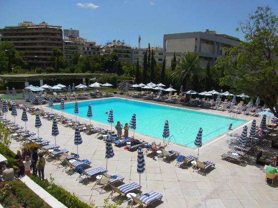 Hotels Near The Hilton Athens