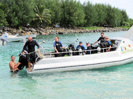 Dive Rarotonga