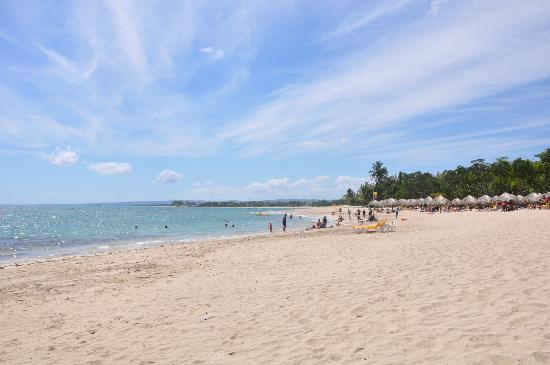 Iberostar Costa Dorada: The Beach