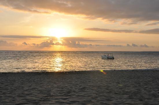 Iberostar Costa Dorada: Sunrise on the Beach
