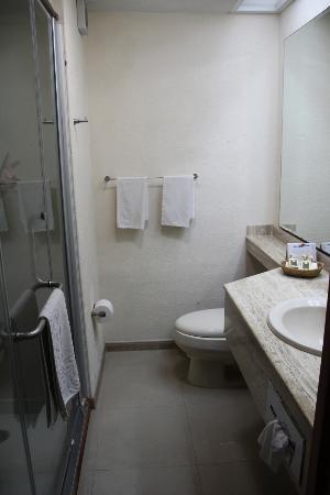 Hotel Posada Sian Ka'an: Baño