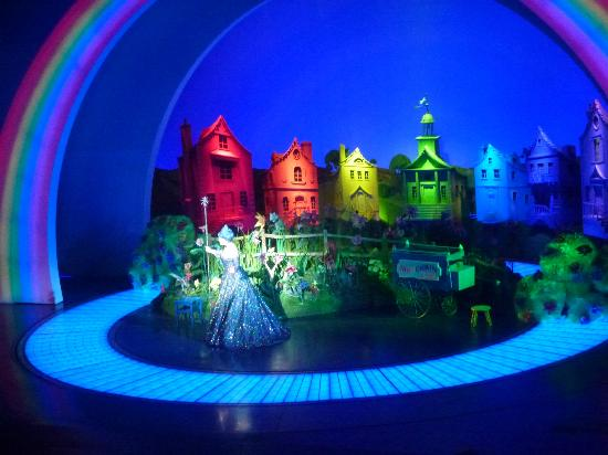 London Palladium: Wizard of Oz